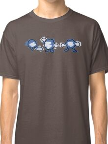 Poliwag, Poliwhirl, Poliwrath Classic T-Shirt