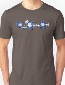 Poliwag, Poliwhirl, Poliwrath T-Shirt
