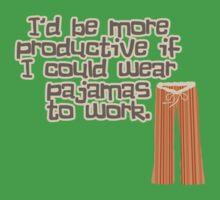 Pajamas are Awesome! One Piece - Short Sleeve