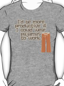 Pajamas are Awesome! T-Shirt