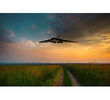 Vulcan Daylight Photographic Print