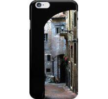 Italian lovers iPhone Case/Skin