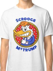 Vote Scrooge McTrump! Classic T-Shirt
