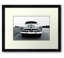 Classic Pontiac Framed Print