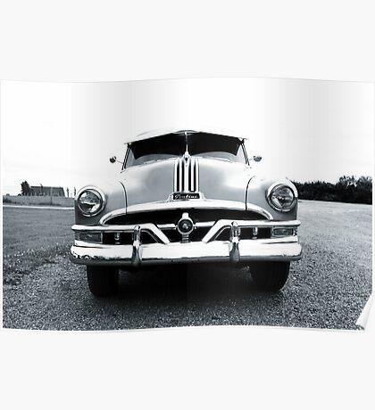 Classic Pontiac Poster