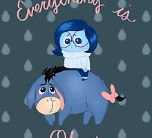 Everything is Okay by aellington