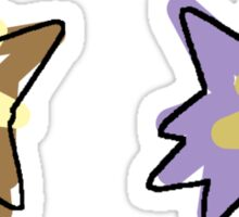 Staryu Starmie Sticker