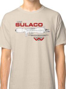 U.S.S. Sulaco - Aliens Classic T-Shirt