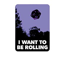 I Want to be Rolling… Photographic Print