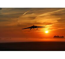 Vulcan Return To Base Photographic Print