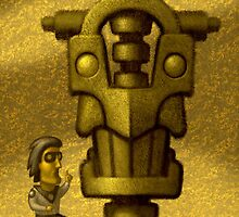 Nice Robot! by Rob Colvin