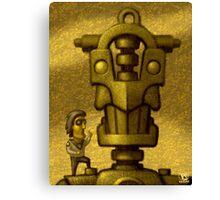 Nice Robot! Canvas Print