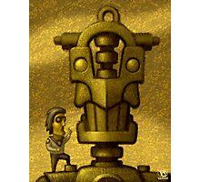 Nice Robot! Photographic Print