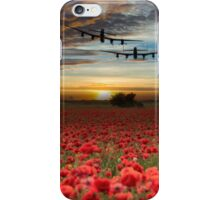 Remembrance Flight iPhone Case/Skin