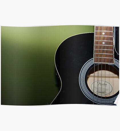 Acoustic Playground Poster