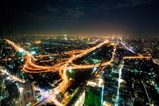 Bangkok 2011 by Keegan Wong