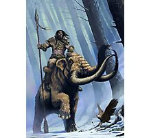 Frost Giant on Mammoth Photographic Print