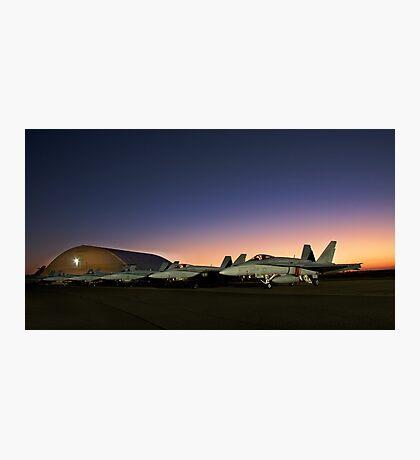 Flight Line Photographic Print
