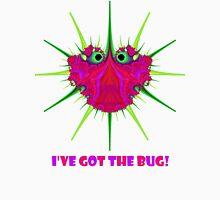 Powassan - I've got the bug! Womens Fitted T-Shirt
