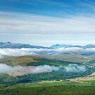 Ben Wyvis Views by Jamie  Green