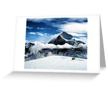 Mountain Adventure # 10 Greeting Card