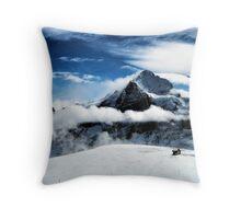 Mountain Adventure # 10 Throw Pillow