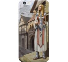 Mika the Cleric iPhone Case/Skin
