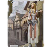 Mika the Cleric iPad Case/Skin