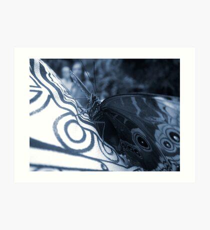 More Butterflies of Coolness Art Print