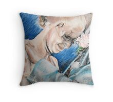 Wrapt in Each Other Throw Pillow