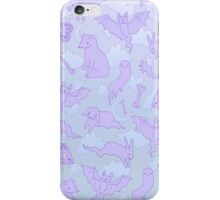 Ghost Pets iPhone Case/Skin