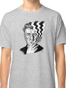 David Lynch smoking Classic T-Shirt
