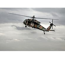 Army A25-222 - Sikorsky S-70A/UH-60 Blackhawk Photographic Print