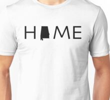 ALABAMA HOME Unisex T-Shirt