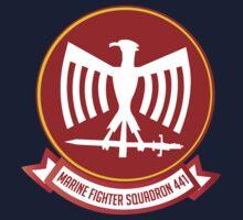 Marine Fighting Squadron 441 Emblem Kids Tee
