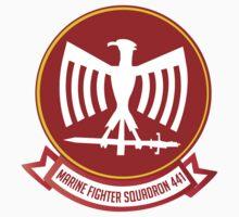 Marine Fighting Squadron 441 Emblem Kids Clothes