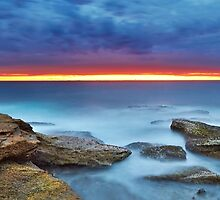 Silky Dawn by Mark  Lucey