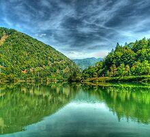 Valley River by MarioJZitko