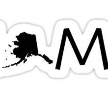 Alaska HOME Sticker
