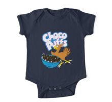 Coo Coo for Choco Puffs- Final Fantasy Spoof  One Piece - Short Sleeve