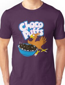 Coo Coo for Choco Puffs- Final Fantasy Spoof  Unisex T-Shirt