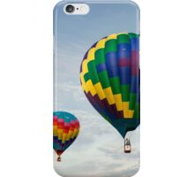 Catching The Gentle Dawn Breeze iPhone Case/Skin