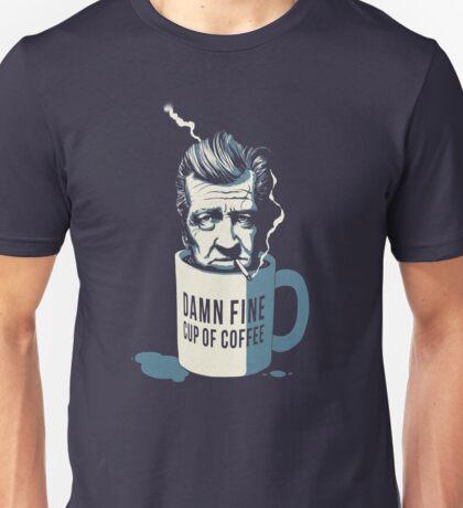 Cup of coffee - David Lynch Unisex T-Shirt
