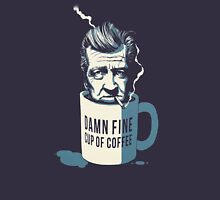 Cup of coffee - David Lynch Unisex T-Shirt