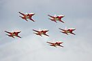 Patrouille Swiss by Cliff Williams