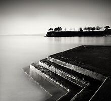 Chevrons - Torquay, Devon by Keith  Aggett