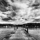 Akaroa Afternoon by Marian Moore