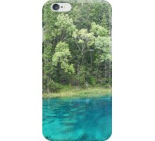 Turquoise Water iPhone Case/Skin