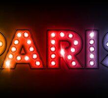 Paris in Lights by Michael Tompsett