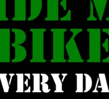 My Perfect Life: Ride My Bike Sticker